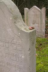 jüdische Grabsteine, Bad Pyrmont