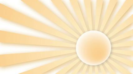 Sun rays, Loop elements