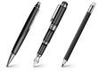 Pen, pencil, fountain pen