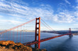 Famous View Of Golden Gate Bri...