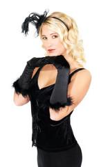 Black Diva (Michelle/MA: Alexandra Karner)