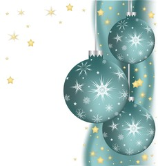 Magic Christmas, vector)