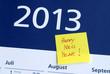 2013, Jahreswechsel, Neujahr, Happy New Year, Jahresanfang