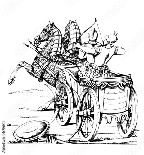 War Chariot - Antiquity