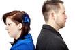 Dispute between husband and wife