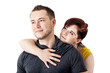 Tenderness and affection between husband and wife