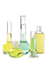 Diverses huiles essentielles