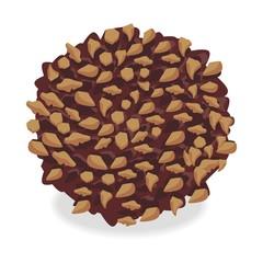 pralina di cioccolato