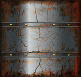 background metal rusty texture