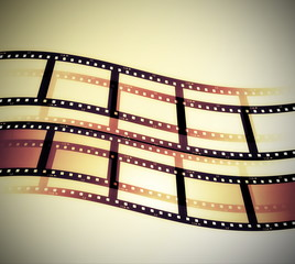 film roll background, texture