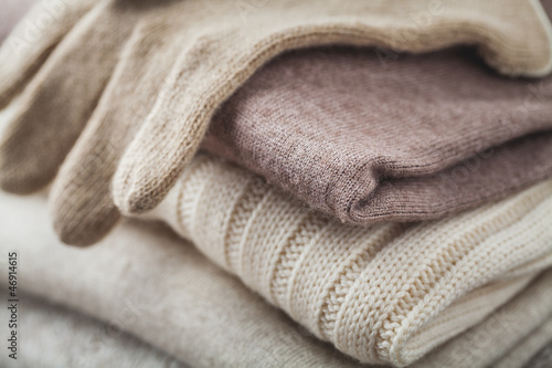 wool sweater winter