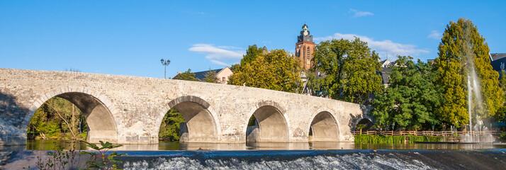 Lahnbrücke-Panorama