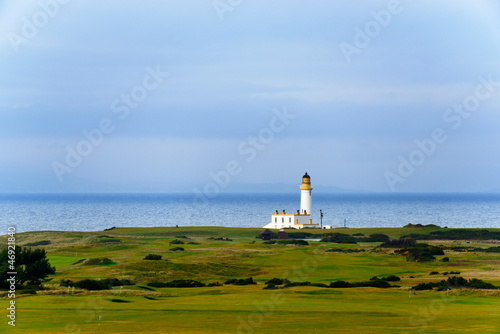 Papiers peints Phare Turnberry lighthouse in Scotland