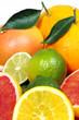 Pompelmo,arancia e lime