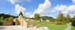 Gera, Hofwiesenpark, Spielplatz, Schloss Osterstein