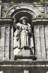 Statue of St. James