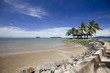 A Beach in Malaysia with spectacular view