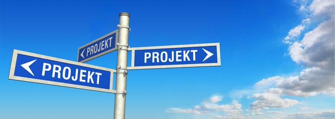 Wegweiser Projekte
