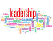 """LEADERSHIP"" Tag Cloud (business excellence performance quality)"