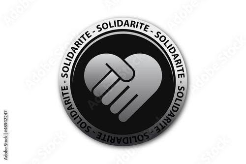 Bouton solidarité
