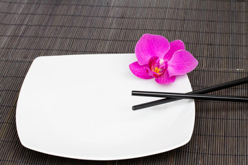 asian food background