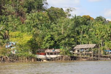 Guyane - St Georges de L'Oyapoke