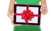 Tablet computer gift