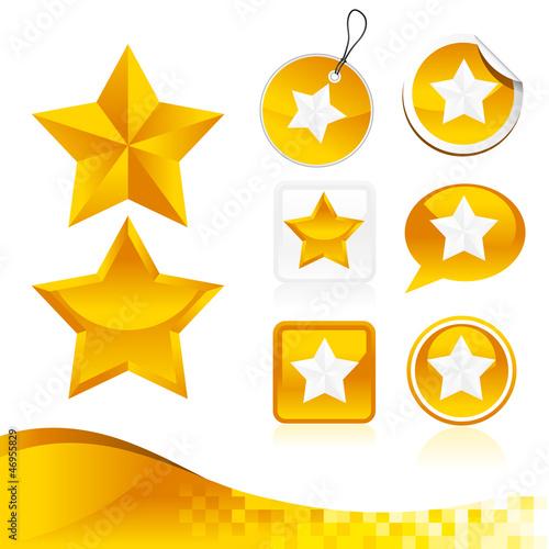 Golden Star Design Kit