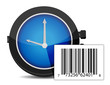 watch and barcode