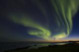 Luces del norte, Aurora Boreal en Islancia