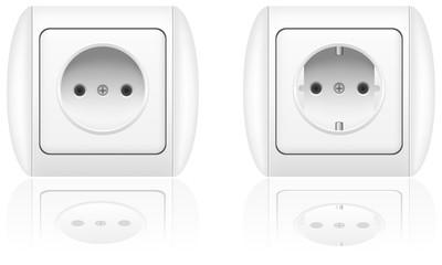 electrical socket illustration