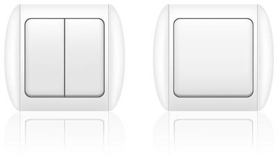 electric light switch illustration