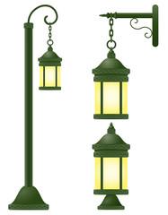 streetlight illustration