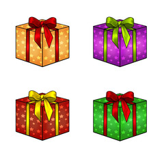 Geschenke Present Set