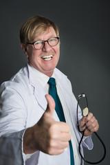 Erfolgreicher Hausarzt