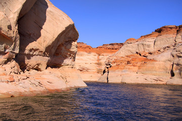 Lake Powell extension to Antelope canyon