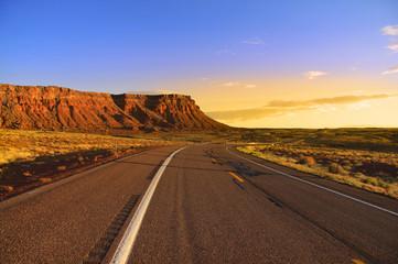 Vermilion cliffs  in Arizona