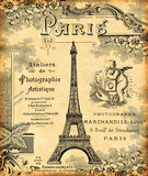 Fototapety Paris 1900