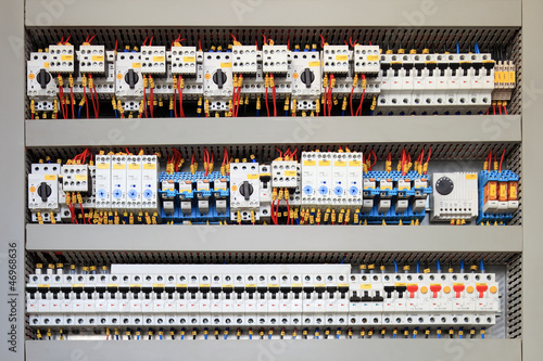 Electrical panel - 46968636
