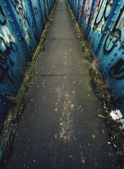 dirty path