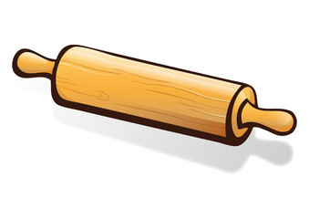 Rolling Pin vector