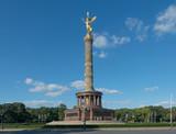 Fototapety Siegessäule in Berlin