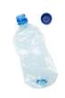 recyclable plastic bottle