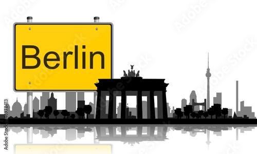 Fototapeten,berlin,skyline,berliner,sehenswürdigkeit