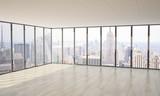 Fototapeta Biuro w Nowym Jorku
