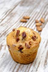 Muffins con frutos secos