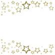 Sterne gold oben und unten