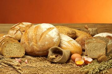 Deska chleba
