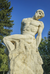 Statue of Giant