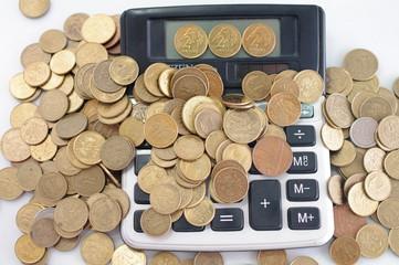 Drobne monety PLN kalkulator